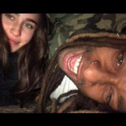 Lauren Jauregui and Ty Dolla $ign (c) Instagram