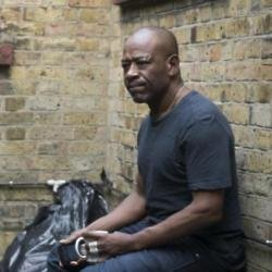 Lennie James as Nelly in Save Me