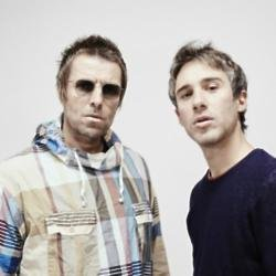 Liam Gallagher and Matt Wilkinson