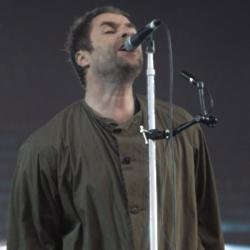 Liam Gallagher at Parklife festival