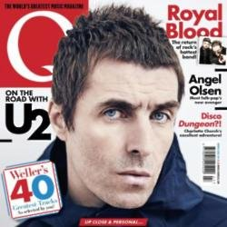 Liam Gallagher covers Q magazine