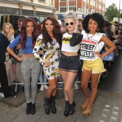 Little Mix's make-up artist shares his beauty tips