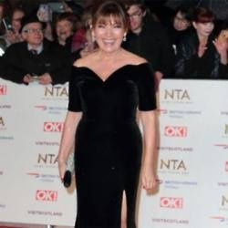 Lorraine at the National Television Awards