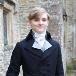Louis Davison in Poldark