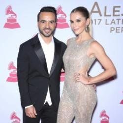 Luis Fonsi and wife Agueda Lopez