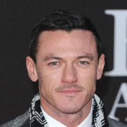 Luke Evans: Eye Candy of the Week