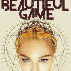 Madonna's Beautiful Game artwork