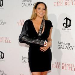 Mariah Carey's dislocated shoulder