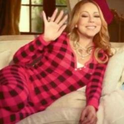 Mariah Carey's All I Want Is You trailer (c) Instagram