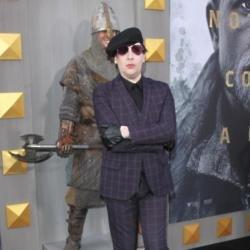 Marilyn Manson reignites feud with Justin Bieber