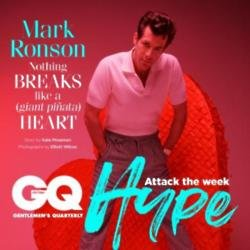 Mark Ronson for GQ HYPE