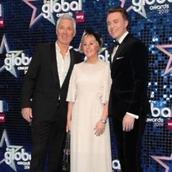 Martin Kemp, Shirlie Holliman and Roman Kemp