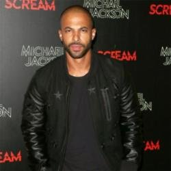 Marvin Humes at Scream album party
