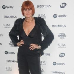 Mary Portas at the Music Industry Trust Awards