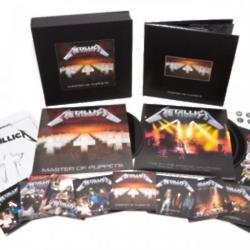 Master of Puppets reissue