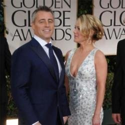 Matt Le Blanc  and Andrea Anders