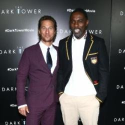 Matthew McConaughey and Idris Elba