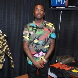 Meek Mill 'arrested'