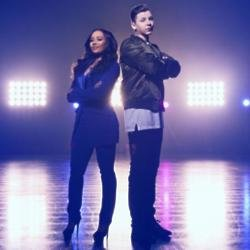 Mel B and Professor Green
