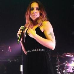 Melanie C at O2 Shepherd's Bush Empire