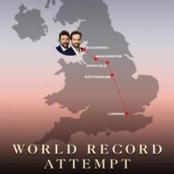 Michael Ball and Alfie Boe world record attempt