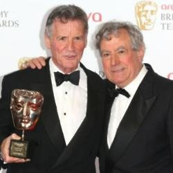 Michael Palin and Terry Jones (pictured in 2013)