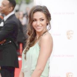 Michelle Keegan at the British Academy Television Awards