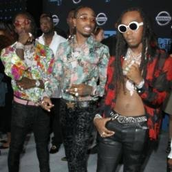 Migos at the BET Awards