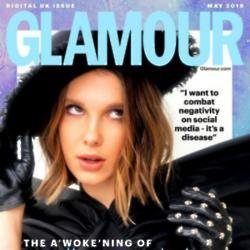 Millie Bobby Brown covers Glamour UK