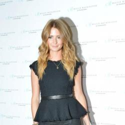 Millie Mackintosh at the launch of her eyelash range