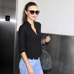 Miranda Kerr loves her Stella McCartney sunnies