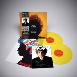 MOJO magazine's limited edition vinyl issue to mark the 50th anniversary of Bob Dylan's legendary album 'Blonde On Blonde'