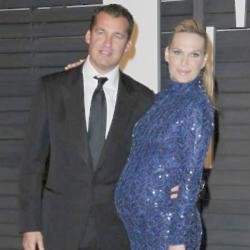 Scott Stuber and Molly Sims