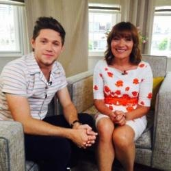 Niall Horan to make first visit to baby Bear this week