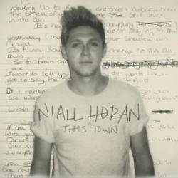 Niall Horan's This Town cover
