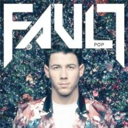 Nick Jonas for FAULT magazine, photographed by Matt Holyoak and styled by Kristine Kilty