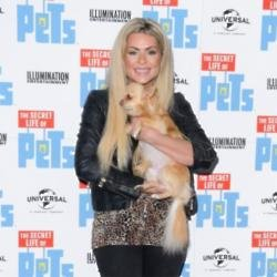 Nicola McLean at The Secret Life of Pets animal friendly screening