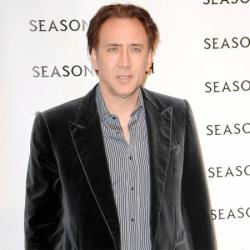 The Croods star Nicolas Cage