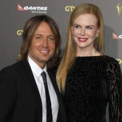 Nicole Kidman and Keith Urban at the G'Day USA Gala