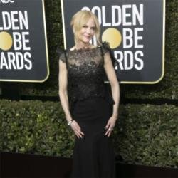 Nicole Kidman at the Golden Globes