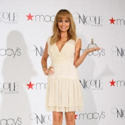 Nicole Richie at the launch of her new fragrance