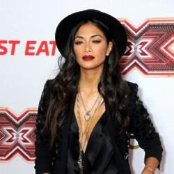 Nicole Scherzinger works out with David Beckham