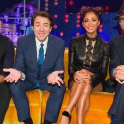 Nicole Scherzinger on The Jonathan Ross Show