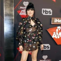 Noah Cyrus at the iHeartRadio Music Awards