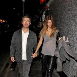 Noel Gallagher and wife Sara