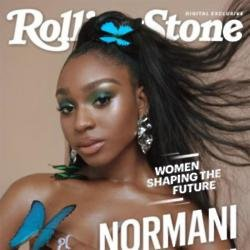 Normani for Rolling Stone magazine