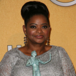 Octavia Spencer at SAG Awards