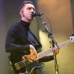 Oliver Sims of The xx