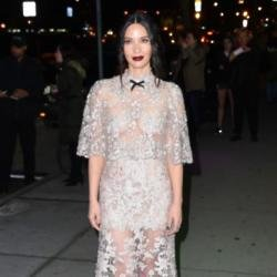 Olivia Munn at Office Christmas Party premiere