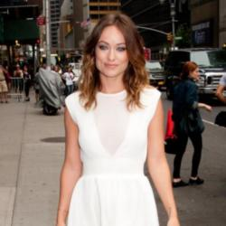 Olivia Wilde looks radiant in white